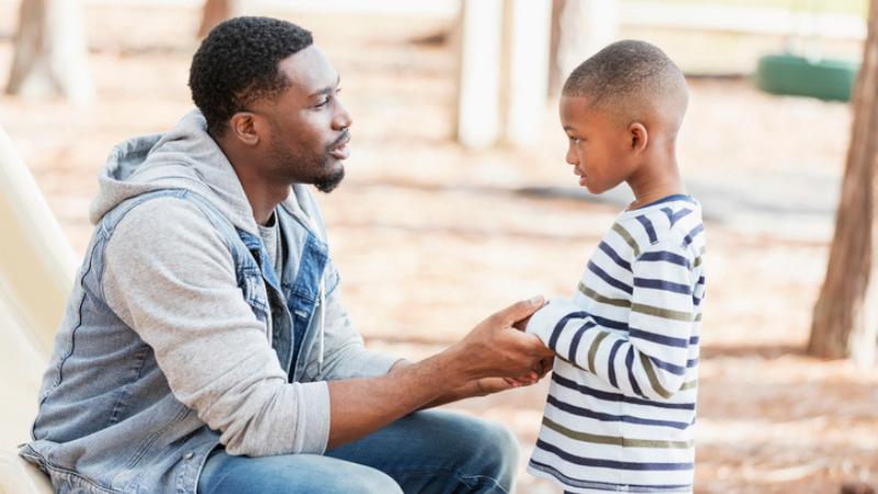 Accompagner un enfant qui vit un deuil par suicide
